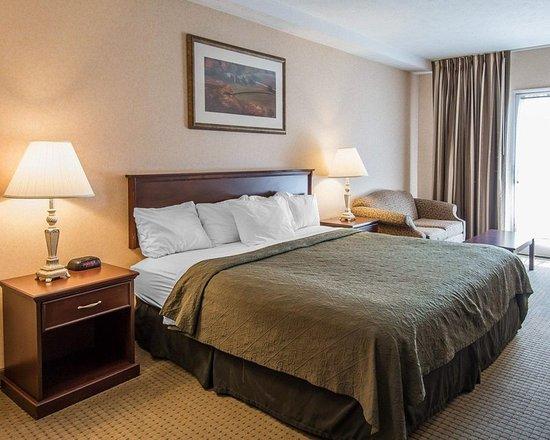 Spokane Valley, Вашингтон: Guest room