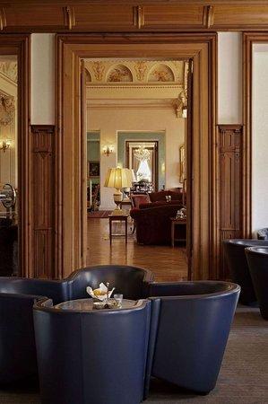 Grand Hotel Kronenhof: Bar/Lounge