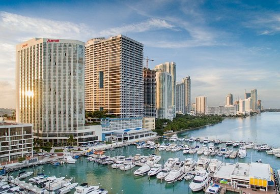 Miami Marriott Biscayne Bay Hotel Cruise Critic