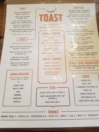 Bilde fra Toast