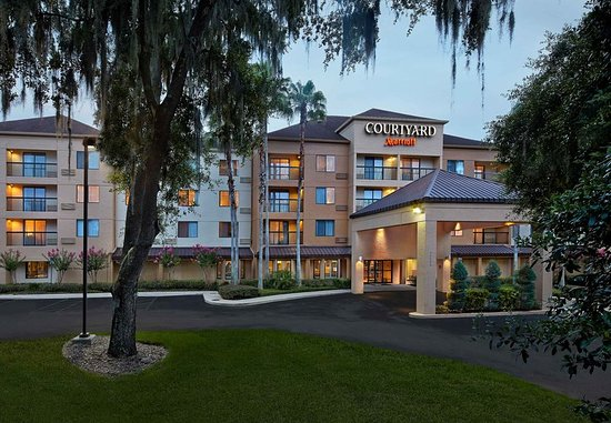 Courtyard Orlando East Ucf Area Updated 2018 Hotel Reviews Price Comparison Florida