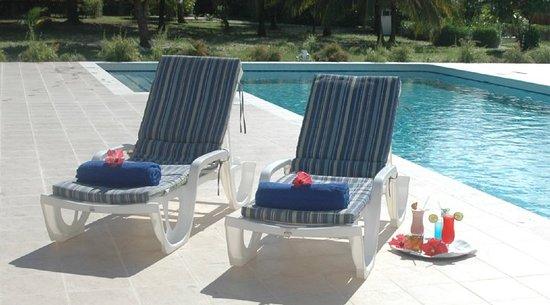 St. George's Caye, Belize: Pool