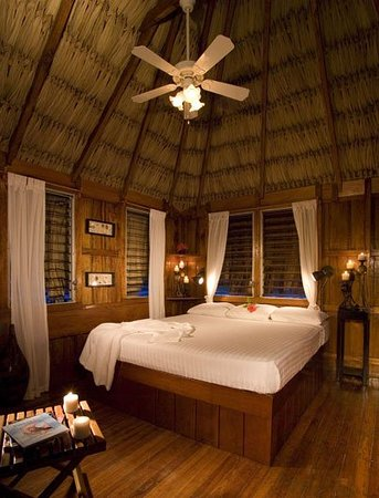 St. George's Caye, Belize: Guest room