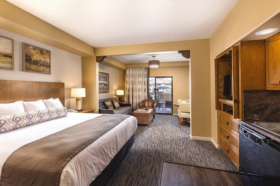 Legacy Golf Resort: Guest room