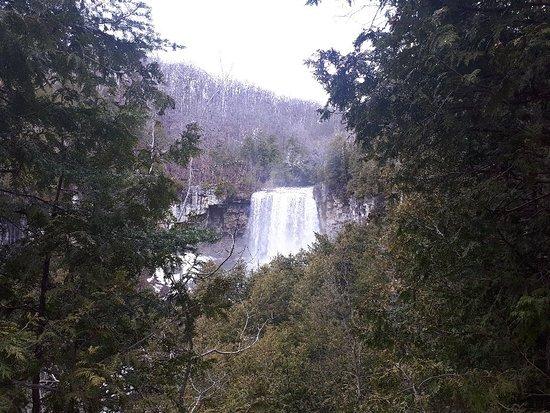 Eugenia Falls Conservation Area張圖片