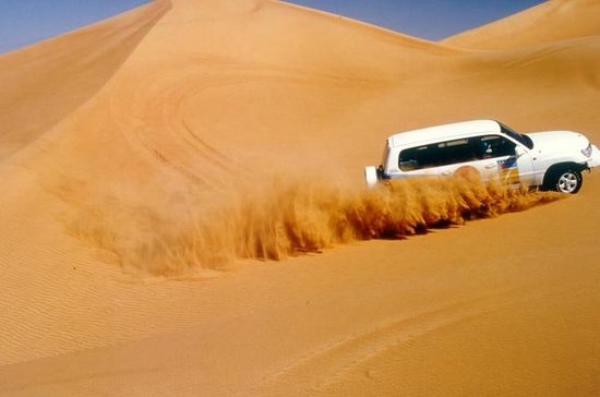 4WD Abu Dhabi Desert Safari with...