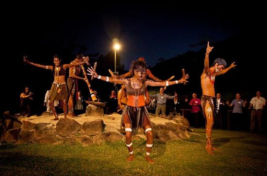 Aboriginal Cultural Tjapukai by Night...