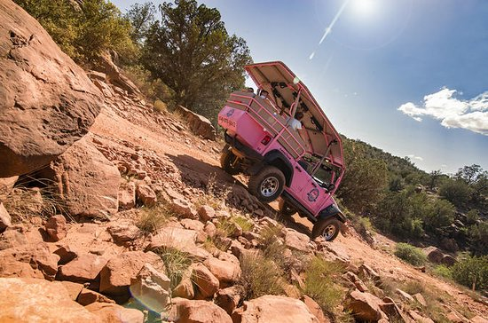 By: Pink Jeep Tours Sedona