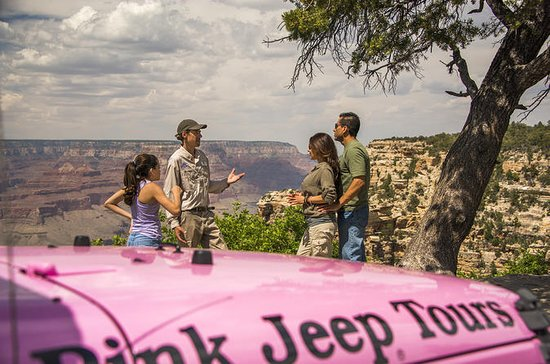 Grand Canyon South Rim 2-Hour Jeep...