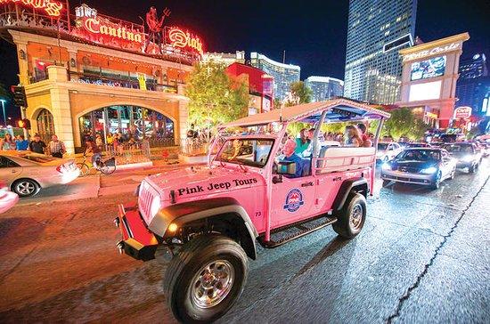 Las Vegas City Lights Night Tour by