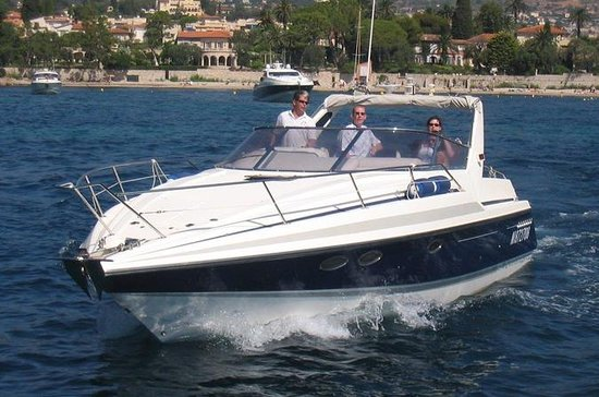 Private Yacht Cruise from Nice with...