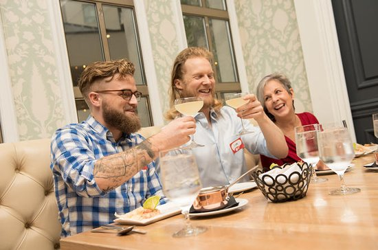 Small-Group Gourmet Food Tour in