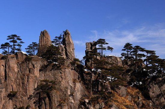 3-Day Incredible Huangshan Mountain...