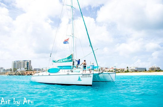 Private Sailboat Charter in St Maarten