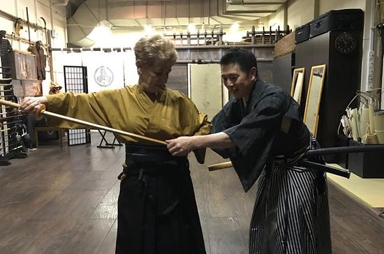Private Samurai Immersion Lesson in...