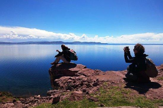 Taquile Island og Uros Floating...