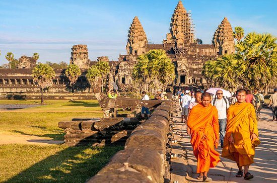 Excursion Angkor Wat Petit groupe...