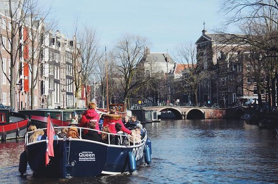 One hour canal cruise and all drinks included! The best way to...
