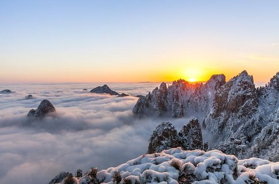 Private One Day Huangshan (Gelber ...