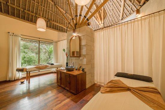 Munduk Moding Plantation: Bamboo Spa