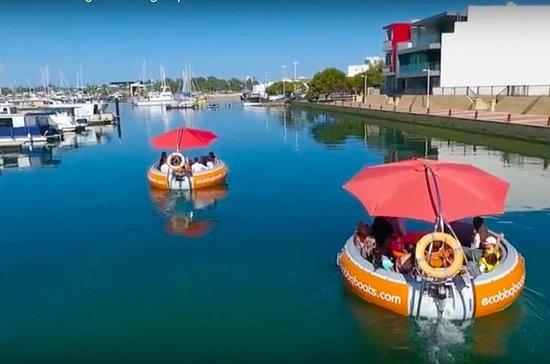 10-Seater Self-Drive BBQ Boat Hire...