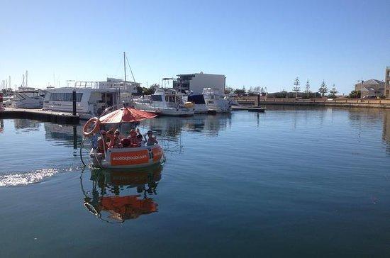 6 seater Self-Drive BBQ Boat Hire...