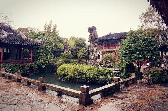 Private Suzhou Garden Exploration Day...