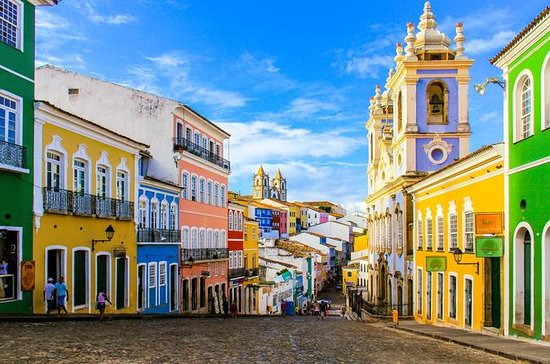 Private Historic Salvador 6 Hour Tour