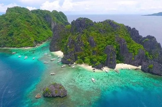Shared El Nido Island Hopping Tour...
