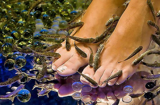 20-Minutes Natural Pedicure with ...