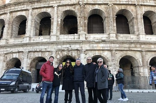 Exclusive Private Guided Tour of Rome...