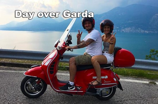 Een dag over Garda