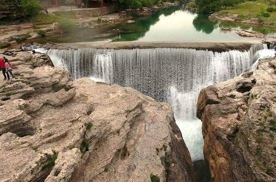 Chutes du Niagara près de Podgorica...