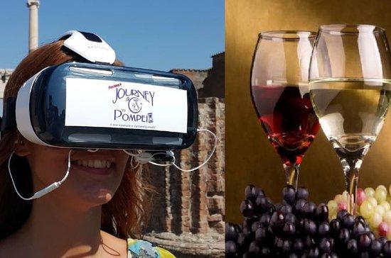 Visita guiada de vinos y Pompeya con...