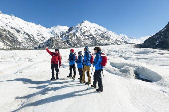 The Adventurer: Tasman Glacier Heli-hike