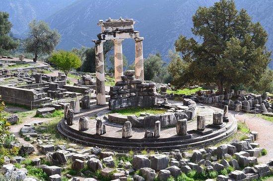 Esplora la Grecia Centrale con un