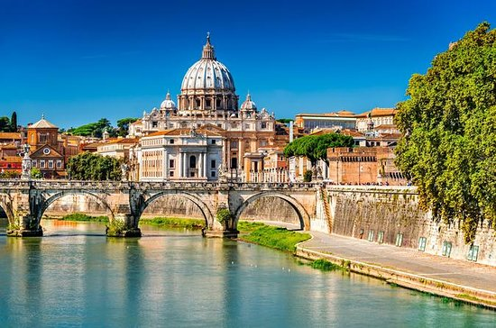 Vatican Museums, Sistine Chapel and...