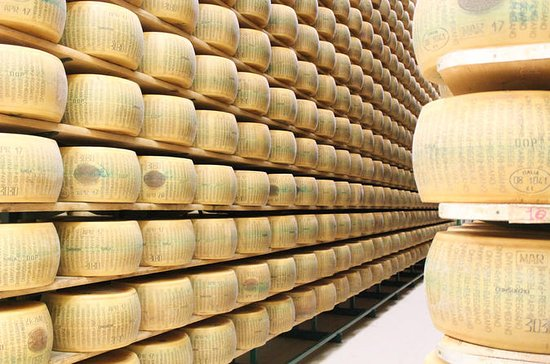 Enjoy a Private Parmigiano Reggiano...