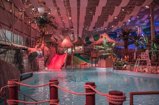 Bora Park Indoor Water Park