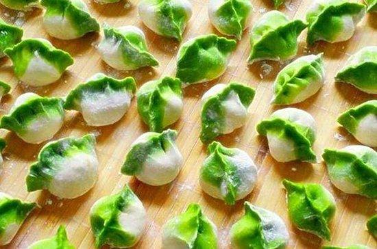 Classe de boulette de jade de Shanghai