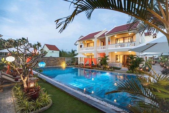 Pool - Picture of Village Lodge, Hoi An - Tripadvisor