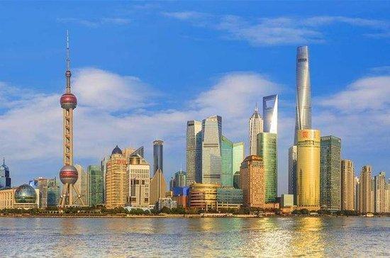 Melhor de Shanghai One Day Tour