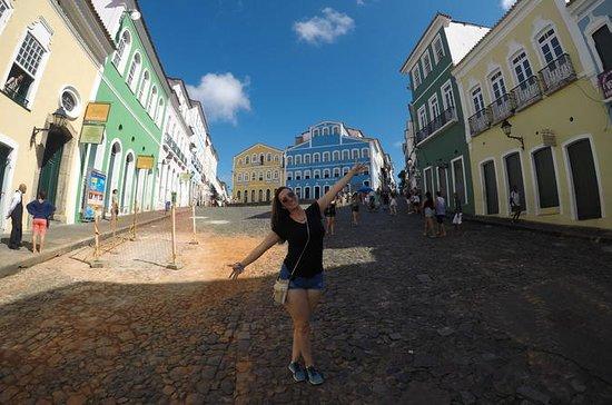 Um dia em Salvador