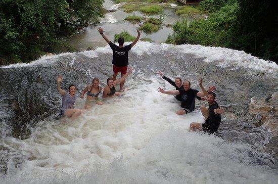 Tour ecológico de Lololima Waterfalls