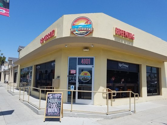 Rip Current Brewing North Park San Diego Ca Picture Of