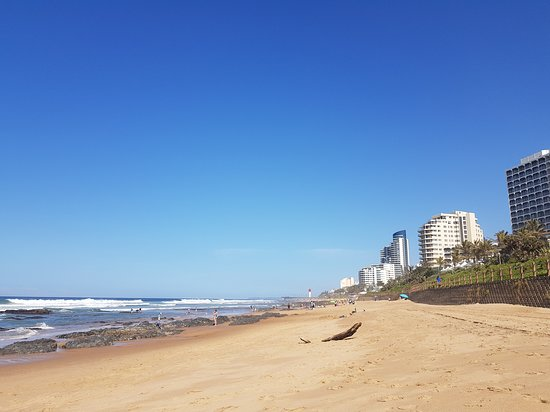 Umhlanga Main Beach Photo