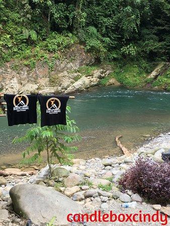 Bukit Lawang Guide: Day 2 campsite