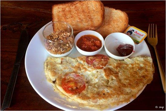 Jimmys Bakery: Farmer's Breakfast!