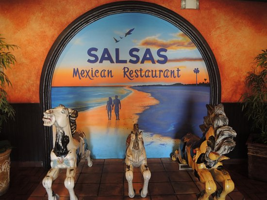 Salsa's: Children Friendly- Under Adult supervision.