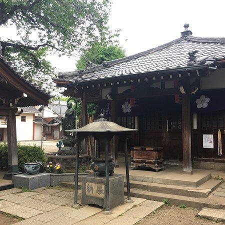 新井药师神社